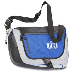 View a larger, more detailed picture of the Fast Lane Convertible Messenger Bag - Screen