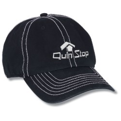 View a larger, more detailed picture of the Retro Cap - 3-D Embroidery