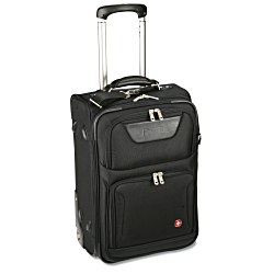 View a larger, more detailed picture of the Wenger 21 Wheeled Carry-On - 24 hr