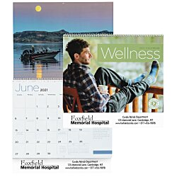 View a larger, more detailed picture of the Wellness Calendar