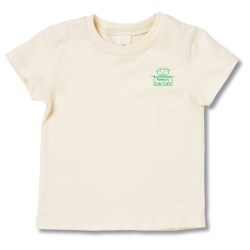 View a larger, more detailed picture of the Bella Organic T-Shirt - Toddler