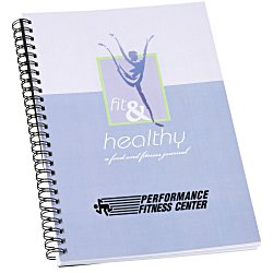 View a larger, more detailed picture of the Food & Fitness Journal