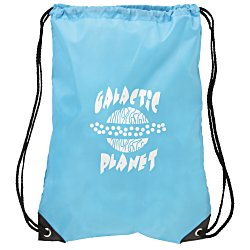View a larger, more detailed picture of the Drawstring Sportpack - 18 x 14