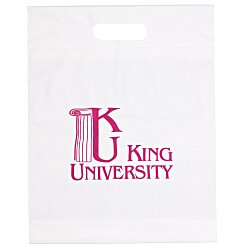 View a larger, more detailed picture of the Eco Die Cut Bag - 15 x 12