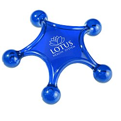 View a larger, more detailed picture of the Star Shaped Massager