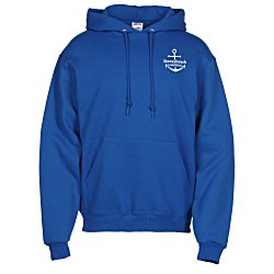 View a larger, more detailed picture of the Jerzees NuBlend Hooded Sweatshirt - Screen