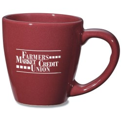 View a larger, more detailed picture of the Cafe Mug - 12 oz