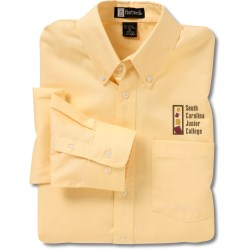 View a larger, more detailed picture of the Easy Care Long Sleeve Dress Shirt - Men s