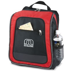 View a larger, more detailed picture of the Techno Laptop Sling Back Bag
