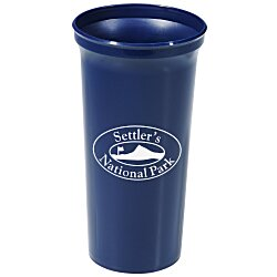 View a larger, more detailed picture of the Stadium Cup - 32 oz - Recycled