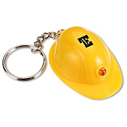View a larger, more detailed picture of the Mini Hard Hat Key-Ring Light