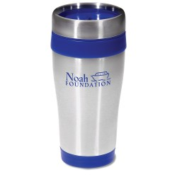 View a larger, more detailed picture of the The Carmel Travel Tumbler - 16 oz