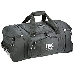 View a larger, more detailed picture of the High Sierra 26 Wheeled Duffel Bag