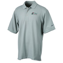 View a larger, more detailed picture of the Nike Pique Sport Shirt - Men s
