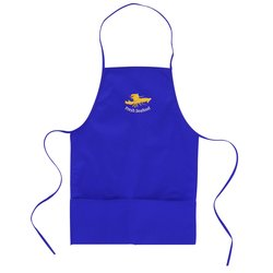 View a larger, more detailed picture of the Bib Apron - Closeout
