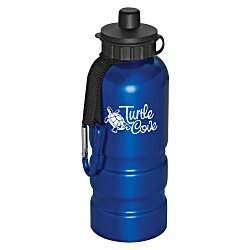 View a larger, more detailed picture of the Sahara Aluminum Sport Bottle - 20 oz