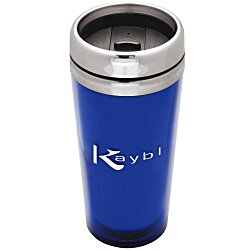 View a larger, more detailed picture of the Colored Acrylic Tumbler - 16 oz