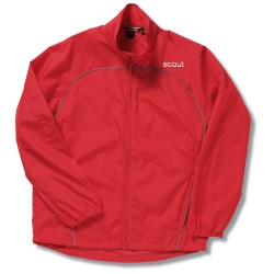View a larger, more detailed picture of the Lightweight Recycled Polyester Jacket - Men s