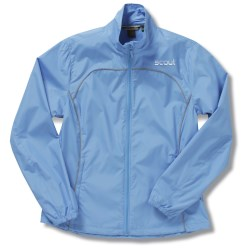 View a larger, more detailed picture of the Lightweight Recycled Polyester Jacket - Ladies