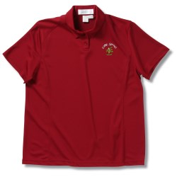 View a larger, more detailed picture of the Recycled Polyester Performance Polo - Ladies