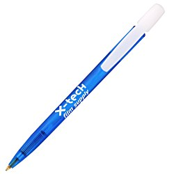 View a larger, more detailed picture of the Bic Media Clic Ice Pen - Translucent