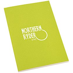 View a larger, more detailed picture of the Colorplay Perfect Bound Recycled Notebook