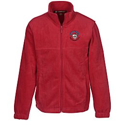 View a larger, more detailed picture of the Harriton Full Zip Fleece - Youth