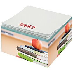 View a larger, more detailed picture of the Post-it&reg Notes Cubes - 285 Sheets - Education