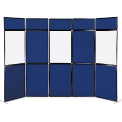 View a larger, more detailed picture of the Show N Fold Floor Display - 10 - Blank