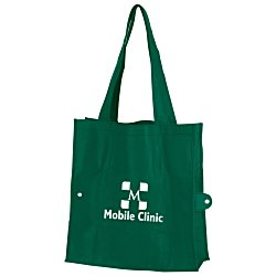 View a larger, more detailed picture of the Tuck Fold Tote Bag