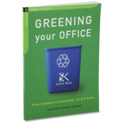 View a larger, more detailed picture of the Little Green Guides - Greening Your Office