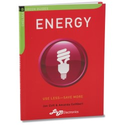 View a larger, more detailed picture of the Little Green Guides - Energy