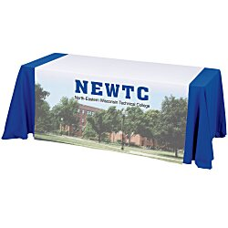View a larger, more detailed picture of the Table Runner - 57 - Full Color