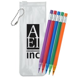View a larger, more detailed picture of the Mechanical Colored Lead Pencil Pack