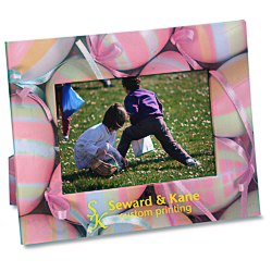 View a larger, more detailed picture of the Paper Photo Frame - Easter