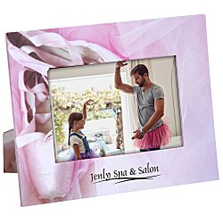 View a larger, more detailed picture of the Paper Photo Frame - Ballet