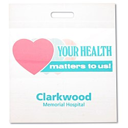 View a larger, more detailed picture of the Health Die Cut Bag
