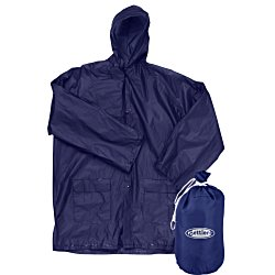 View a larger, more detailed picture of the Rain Slicker-In-A-Bag