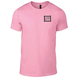 View a larger, more detailed picture of the Anvil Ringspun 4 5 oz T-Shirt - Men s - Colors