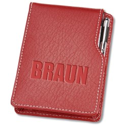 View a larger, more detailed picture of the Leather Jotter