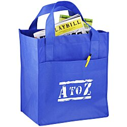 View a larger, more detailed picture of the Polypropylene Carry All Bag - 13-3 4 x 11-3 4