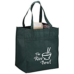 View a larger, more detailed picture of the Polypropylene Reusable Grocery Bag - 15 x 13