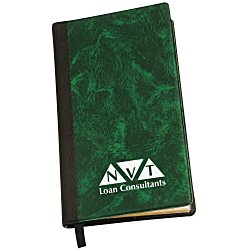 View a larger, more detailed picture of the Hard Cover Planner - Weekly w Gold Edges