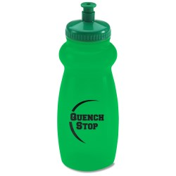 View a larger, more detailed picture of the Gripper Sport Bottle - 20 oz