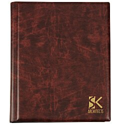 View a larger, more detailed picture of the Executive Diary - Daily Planner - Marble
