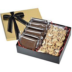 View a larger, more detailed picture of the Premium Confection with Cookies - Jumbo Cashews