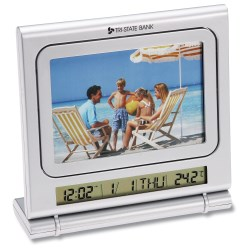 View a larger, more detailed picture of the Flipper Memo Picture Clock