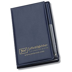 View a larger, more detailed picture of the Mini Weekly Planner w Pad & Pen