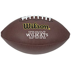 View a larger, more detailed picture of the Wilson Leather Football