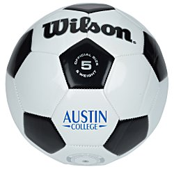 View a larger, more detailed picture of the Wilson Soccer Ball
